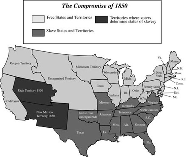 an analysis of the crittenden compromise • contains a thesis that analyzes the issues and presents some attempts at compromise • offers a limited analysis  the union together—crittenden compromise .